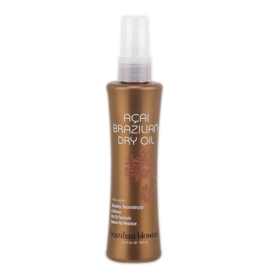 Brazilian Blowout Acai Brazilian Dry Oil