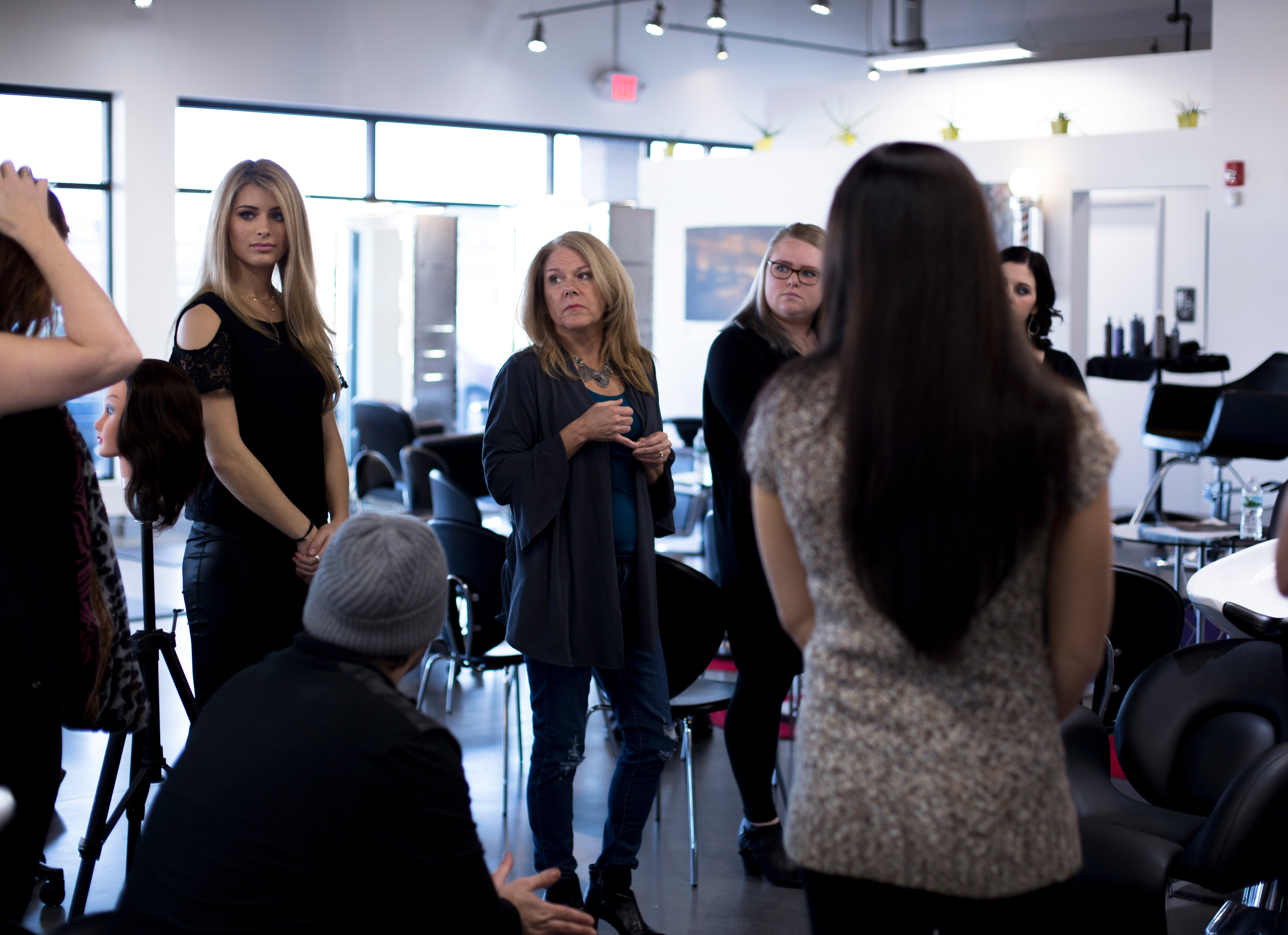 As A Salon That Takes Pride In Our Open Education Opportunities, We Were  Thrilled To Be Able To Host This Incredible Class For The Talented Stylists  Of The ...